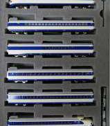 JR0 2000系東海道・山陽新幹線セット TOMIX