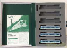 115系1000番台 長野色 3両基本セット|KATO
