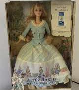 ピーターラビット100周年記念バービー人形|MATTEL