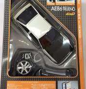 頭文字D 1/22 RC AE86トレノ タイヨー