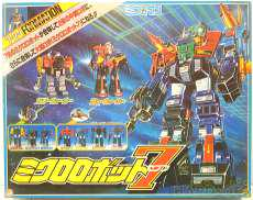 ミクロロボット7 TAKARA