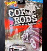 COP RODS HOT WHEELS