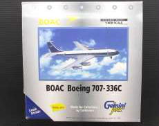 BOAC BOING 707-336C|JAL