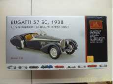 1/18 ブガッティ 57  SC  1938 管理No.3149 CMC