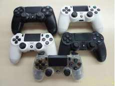 【完全ジャンク】PS4 ワイヤレスコントローラー 5個セット 管理No.3170 SONY