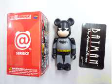 ベアブリック HERO バットマン 管理No.3137 MEDI COM TOY