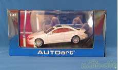 メルセデスベンツ CL クーペ (ホワイト)|AUTOart