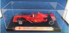 フェラーリ F2007 キミ・ライコネン|Hot Wheels