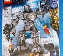 アイアンマン アイアンモンガーの襲撃|LEGO