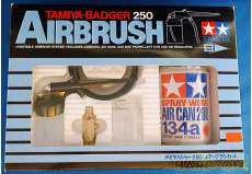 TAMIYA-BADGER 250 AIRBRUSU TAMIYA