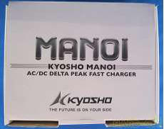 AC/DC DELTA PEAK FAST CHARGER|KYOSHO
