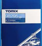 JR12-24系客車(きのくにシーサイド)セット TOMIX