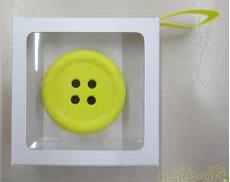 ボタン型スピーカー PECHAT(ペチャット)|博報堂