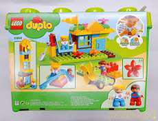 LEGO みどりのコンテナスーパーデラックス おおきなこうえ|LEGO
