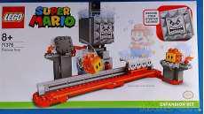 スーパーマリオ ドッスンのドキドキチャレンジ|LEGO