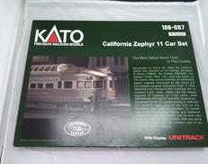 カリフォルニアゼファー号|KATO