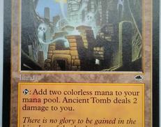 ANCIENT TOMB|MTG