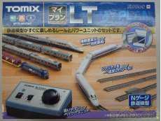 車両・レールセット TOMIX