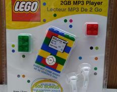 LEGO MP3プレーヤー|LEGO