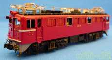 【塗装あとあり】国鉄ED71(二次形)|ワールド工芸