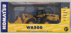 1/50 WA500 ホイールローダー ファーストギア
