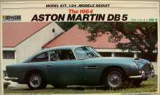 ASTON MARTIN DB 5 童友社