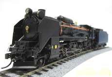 D51形 蒸気機関車 498号機|天賞堂