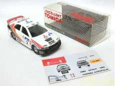 三菱 カリスマGT '97 WRC R.バーンズ車|TOMY