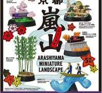 京都 嵐山ミニチュアランドスケープ|ケンエレファント