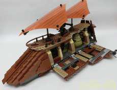ジャバのセールバージ スターウォーズ|LEGO