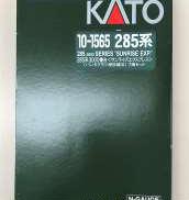 285系3000番台〈サンライズエクスプレス〉パンタグラフ増 KATO