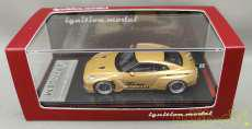 1/64 パンデム R35 GT-R ゴールド イグニッションモデル