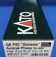 P42 ジェネシス機関車 アムトラック フェーズ IVb|KATO