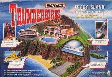 【送料無料】サンダーバード TRACY ISLAND|MATCHBOX