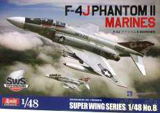 1/48 F-4J ファントム II MARINES VOLKS