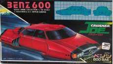 1/60 エアカー ベンツ 600 SAE|NITTO