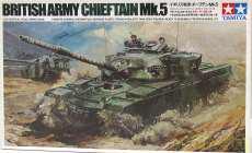 【小鹿田宮/貼り箱】1/35 イギリス戦車チーフテンMk.5 TAMIYA