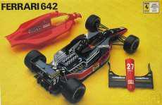 1/24 フェラーリ 642|ROSSO