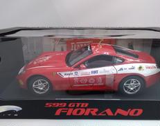 フェラーリ 599 GTB FIORANO PANAMERICAN エリート ホットウィール