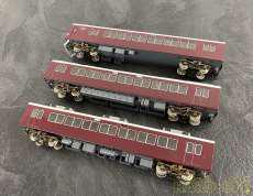 【HOゲージ 京都模型】阪急電鉄6300系3両セット 京都模型