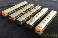 【HOゲージ】国鉄急行型電車165系5両セット|KTM