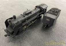 【カワイモデル】C59蒸気機関車|カワイモデル