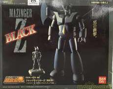 超合金魂 GX-01B ブラックマジンガーZ 限定版 超合金魂