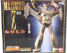 ゴールドマジンガーZ|BANDAI