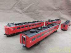 特急電車(MIDORI EXPRESS)A+Bセット TOMIX