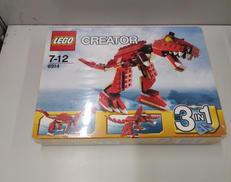 クリエイター・ティラノサウルス|LEGO